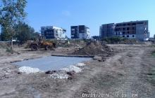 Zdjęcia z budowy - 5 wrzesień 2014