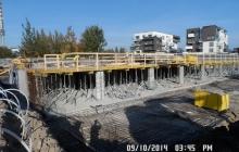 Zdjęcia z budowy - 9 październik 2014
