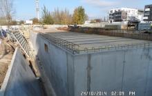 Zdjęcia z budowy - 24 październik 2014