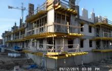 Zdjęcia z budowy - 4 grudzień 2014