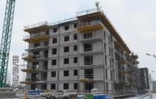 Zdjęcia z budowy - 5 luty 2015