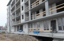 Zdjęcia z budowy - 11 marzec 2015