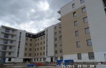 Zdjęcia z budowy - 15 maj 2015