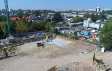 Zdjęcia z budowy - 31 sierpień 2015