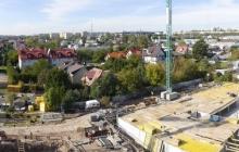 Zdjęcia z budowy - 5 październik 2015
