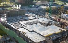 Zdjęcia z budowy - 29 październik 2015