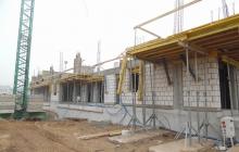 Zdjęcia z budowy - 5 listopad 2015