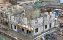 Zdjęcia z budowy - 25 listopad 2015